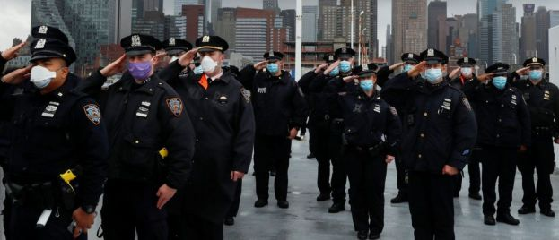 REPORT: 'I Don't Give Two Rats' Asses About Your Cops': NYC Health Commissioner Blew Off Desperate Plea For Masks