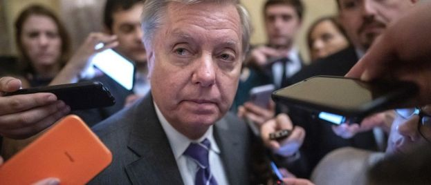 'Cut off our pay': Graham says Congress should lose salaries if it fails to pass coronavirus relief bill