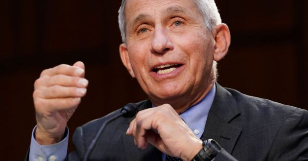 Watch: Fauci Spit Out More Hatred Towards Maskless