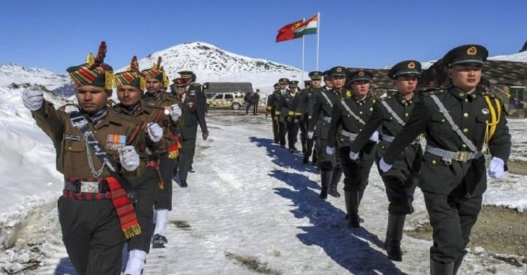 Did China Just Test Out A Scary New 'Microwave-EMF' Weapon On Indian Soldiers?