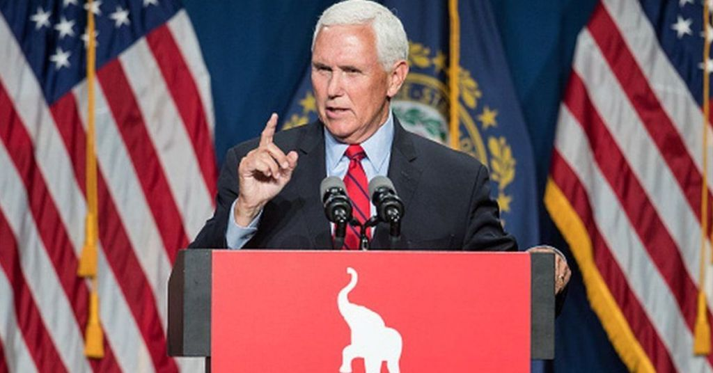 Watch: Mike Pence On The Traditional Family