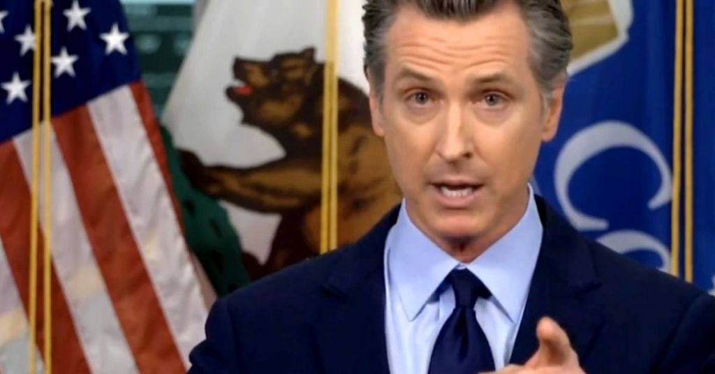 Cali Confusion: Gavin Newsom Orders California Lockdown As His Wife Says This