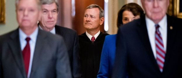 Tom Cotton Calls On Justice Roberts To Resign, Run For Office