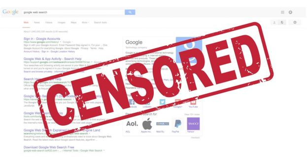 Google Admits That They Do Give Money To Liberal Politicians....But Blames It On Conservatives