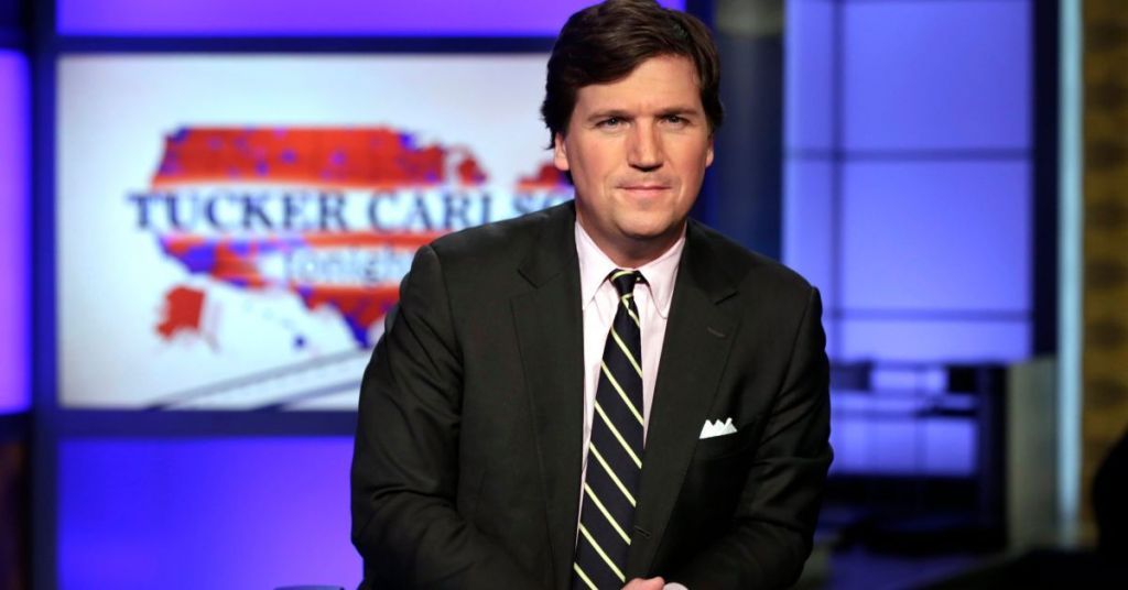 Watch: We Know Fox Has Turned On Trump, But Has Tucker Carlson Too?