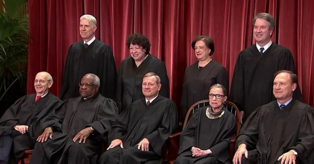 Dems Introduce 'Final Solution' For SCOTUS & It Is Really Bad - (Video)