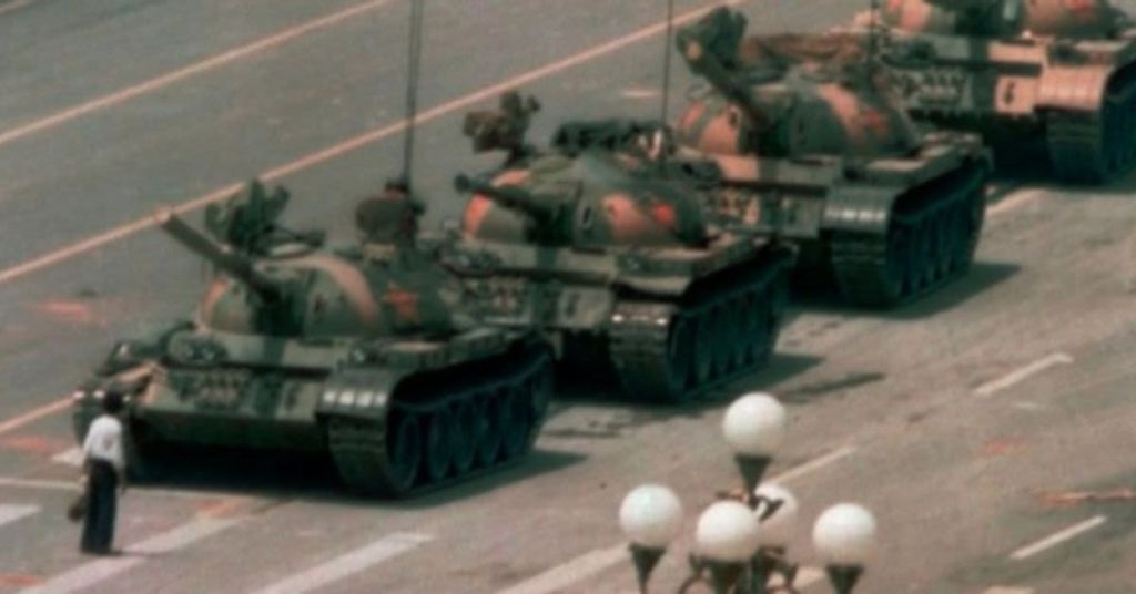 Microsoft Helping China Hide Tiananmen Search Info On 32nd Anniversary