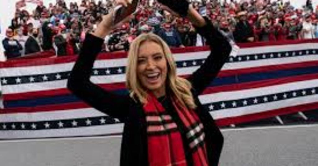 Fired Up: Kayleigh McEnany Doubles Down, Says Election Will Be Decided By The Courts