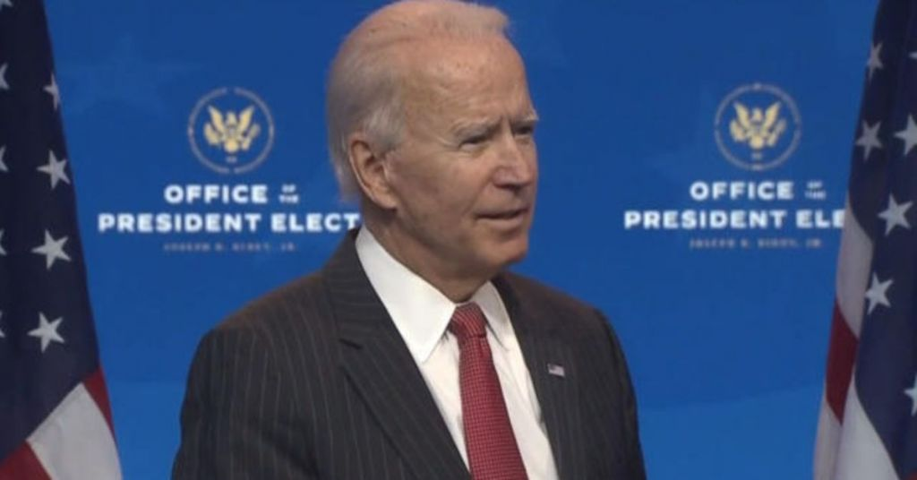Biden's Transition Team Is Stacked With Far-Left Organizational Support & Staff