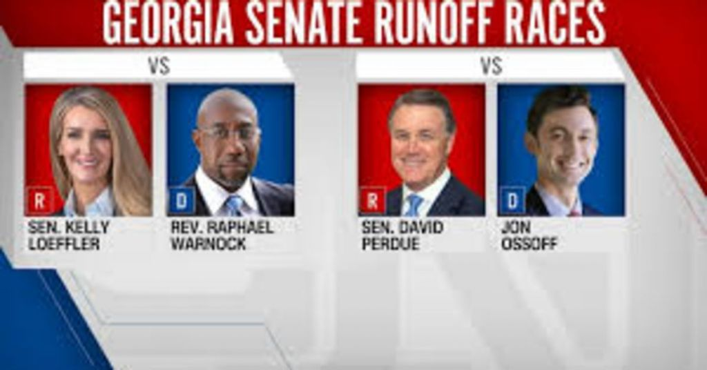 Sugar(Peach)Daddies: Want To Know Who Is Trying To Buy Georgia Senate Seats For Dems?