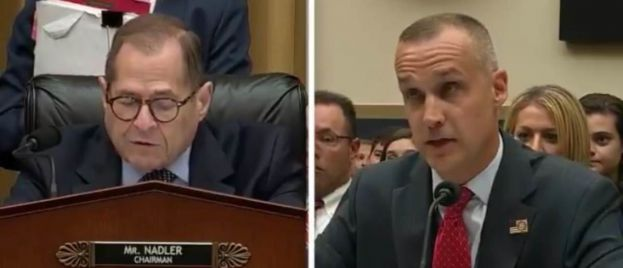 House Judiciary to Hold Corey Lewandowski in Contempt After He Trolls Dems, Refuses to Answer Questions During Hearing