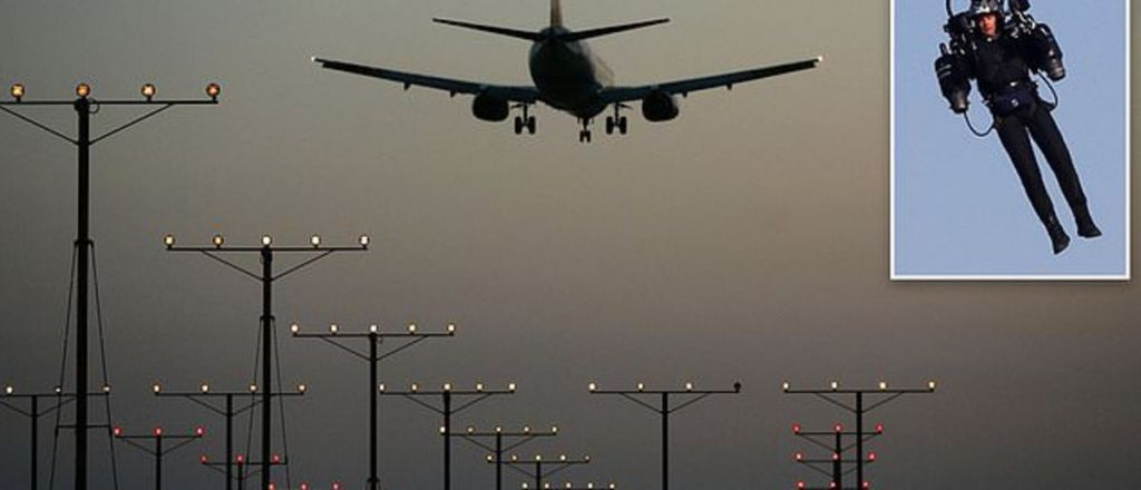 'Like Out Of A Bond Movie': Man In 'Jetpack' Disturbing Flight Operations At LAX