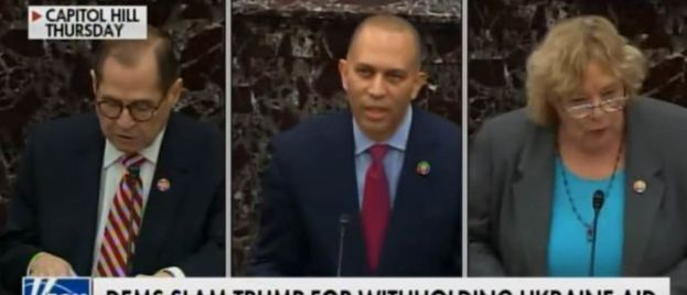 REVEALED: Democrats on House Impeachment Team VOTED AGAINST the Aid Package for Ukraine They Want to Impeach Trump Over (VIDEO)