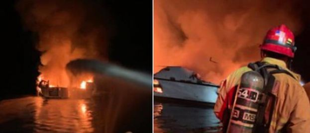 Criminal Investigation Opened Into California Boat Fire That Killed 34
