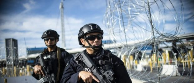 Border Patrol Circulates Intel Alert Titled 'Suspected Suicide Bomber en Route to the U.S.'
