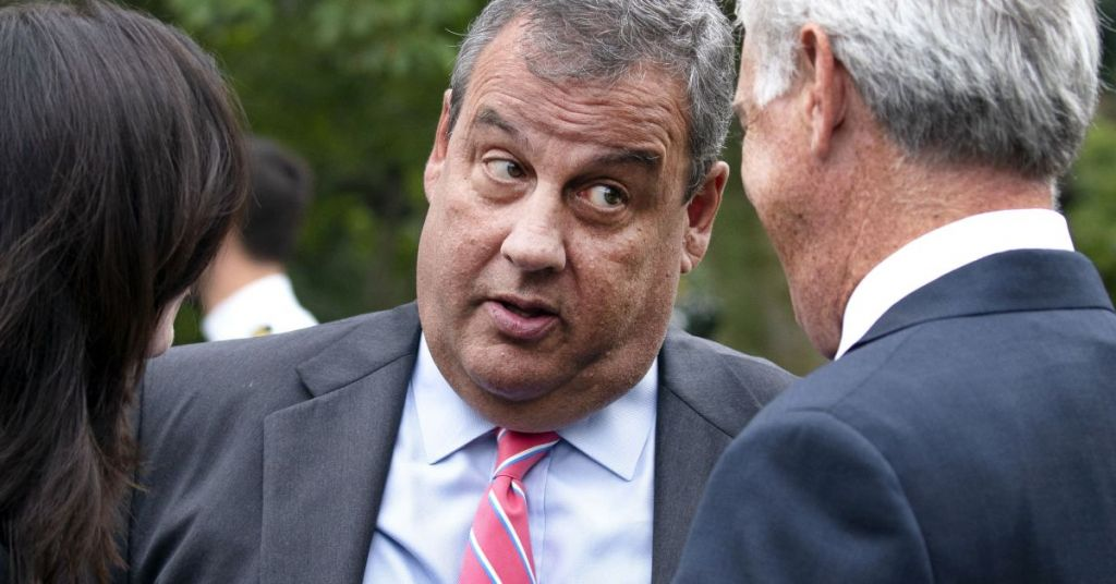 Watch: Christie Getting All 'Jersey-Like' On Biden And Dems