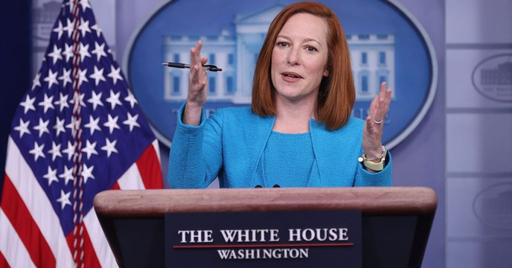 Is Jen Psaki Stepping Down So Kamala Can Get An LGBTQ In Her Place? - (Video)