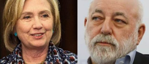 The Real Collusion: Russian Oligarch Who Ran Propaganda Against Trump Was Donor to Clinton Foundation