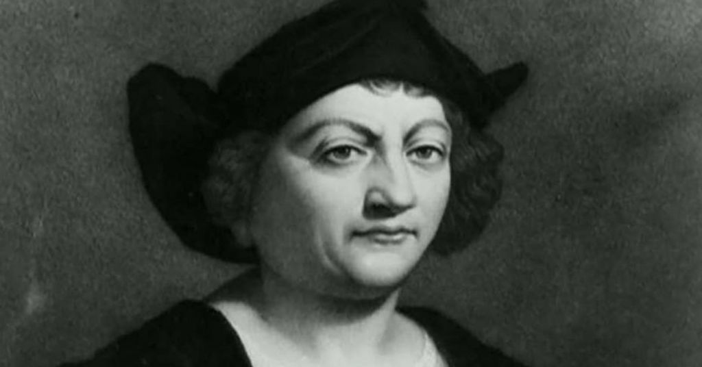 Progressives Bluntly LIE About Columbus On His Day