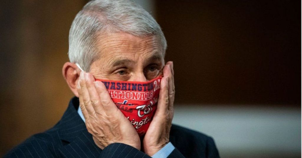 'Lord' Fauci Thinks He Alone Is The Definition Of Science