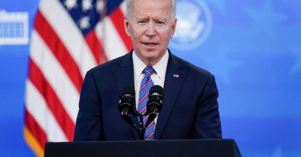 Watch: Biden Loses It Yet Again With The Press