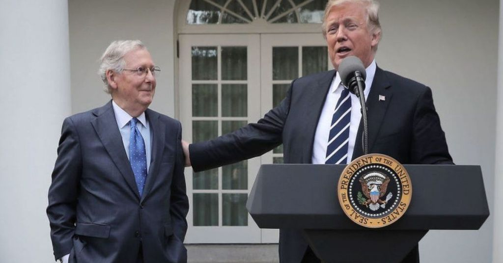 Will Trump & McConnell Ever Get Along?