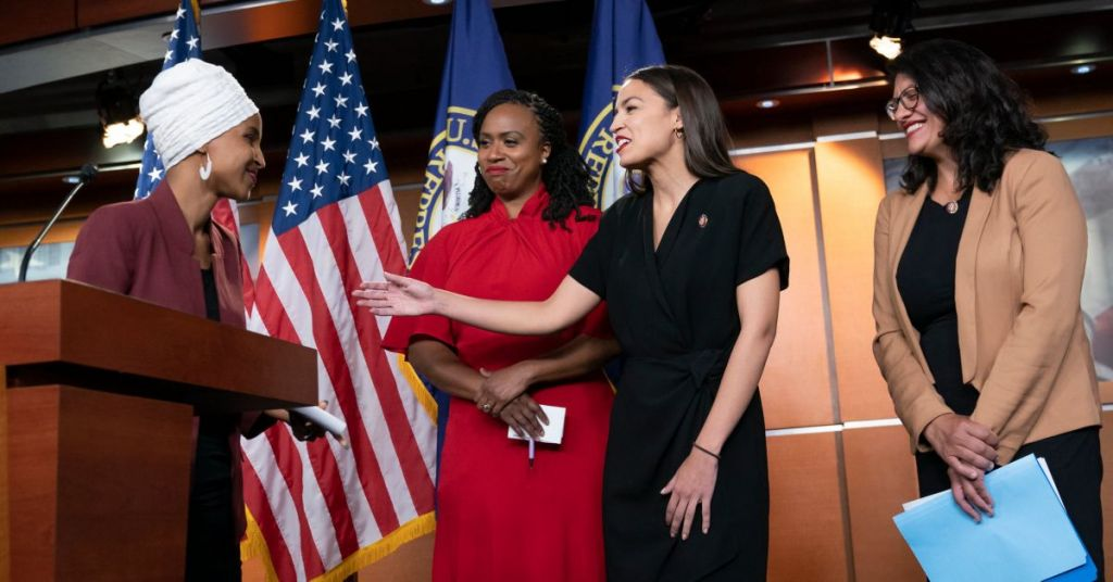 Not Unified: 'The Squad' Getting Louder As Moderate-Progressive War Brewing In The DNC