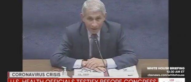 """Wrong!"" – Trump Blasts Fauci For Claiming US is Seeing Surge in Covid Cases Because We Didn't Completely Shut Down Economy"