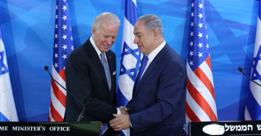 Biden Set To Keep Trump's Jerusalem Recognition, As State Dept Angers Palestinians With 'Error'