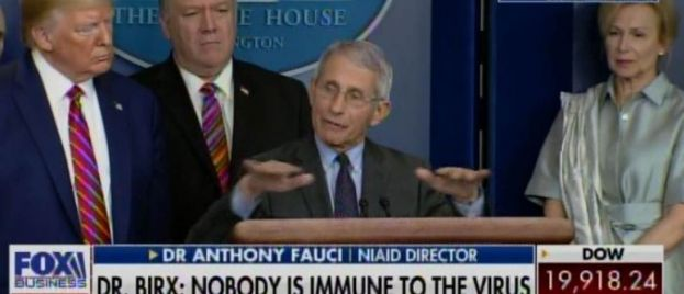 STUNNING DEVELOPMENT: 2005 US NIH Study Found Chloroquine Was Effective in Treating Coronavirus Infection — So Why Is Dr. Fauci Questioning Its Use Now?