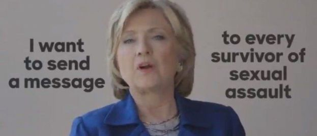 Trump's Camp Trolls Hillary Clinton with Old Clip of Her Saying 'All Survivors of Sexual Assault Have a Right to be Heard' as a Special Message to Tara Reade