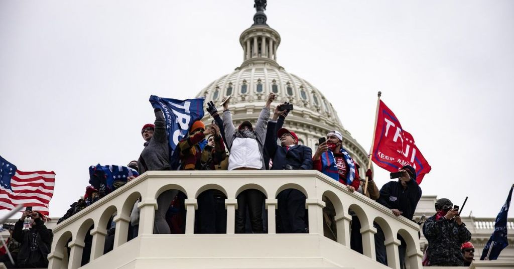 Did You Hear About The BLM Leader Who Breached Capitol? Of Course Not, Media Covering It Up