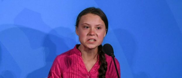 """Greta Thunberg Apologizes For """"Put World Leaders Against The Wall"""" Quip"""