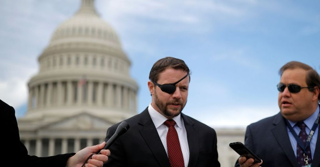 Watch: Dan Crenshaw Blasts FBI For AntiFa Fail, Warns Of Insurrection If Left Unchecked