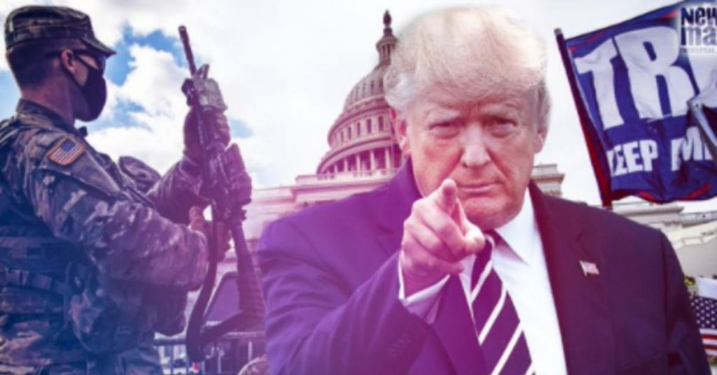 The Truth Comes Out: Trump Ordered 10K Troops Before Jan 6, Deep-State DoD Refused Order