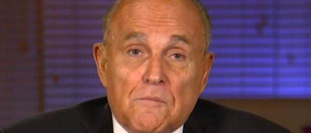 Rudy Giuliani: 'Joe Biden Is a Crook' -- 'If We Can't Prosecute Him, We Do Not Have Justice in America'