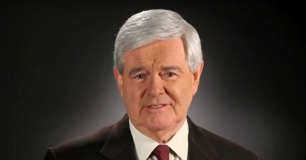 Gingrich Still Firmly In Trump's Corner After This Epic Statement That Sent Social Media Afire