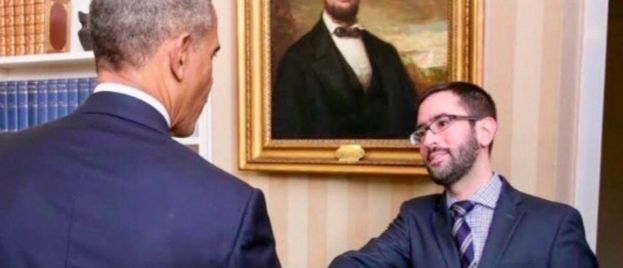 PHOTO EMERGES of Anti-Trump CIA 'WhistleLeaker' Eric Ciaramella in Oval Office with Barack Obama