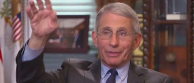 Fauci Comes Forward, Crushes Left's Narrative on Trump's Supposedly Dangerous Easter 'Deadline'