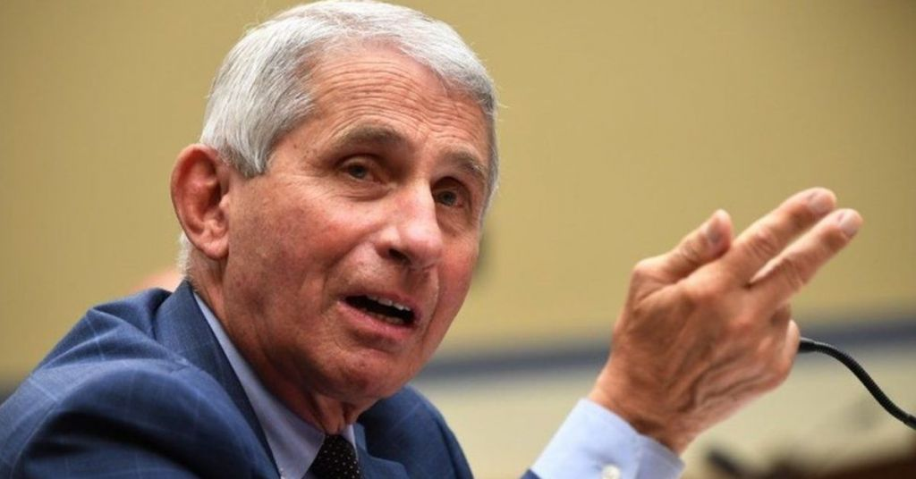 Fauci's Science cannot Make Sense Of The New COVID Data