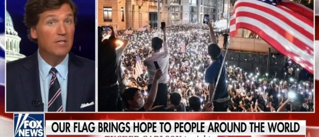 EPIC TUCKER CARLSON: Can the Left Lead a Country they Hate? (VIDEO)