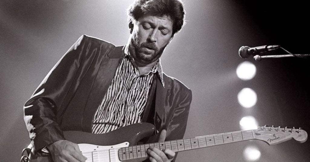 Eric Clapton: The Leader Of Musicians Wary Of The Vaxx