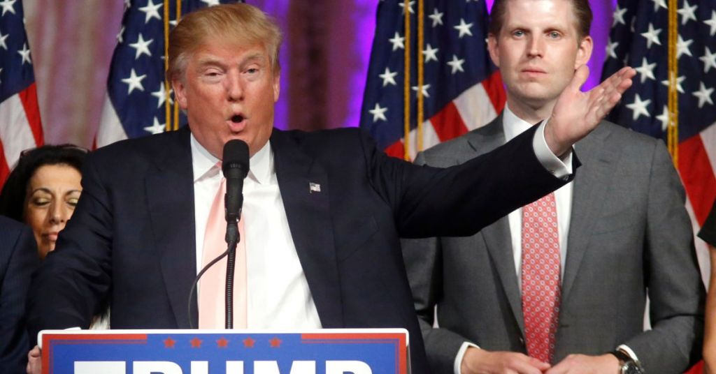Eric Trump Gives MAGA Nation Hope With Cryptic Message About Future Of Movement