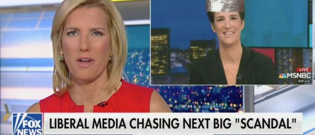 Silent Majority Speaks: Ingraham Beats Maddow, Liberal Media Falls To Bottom