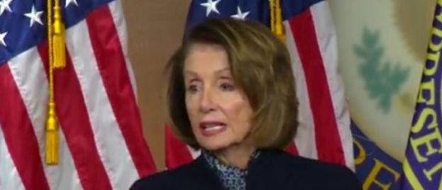 Pelosi: American Deaths 'Not a Justification' for 'Taking Babies Out of Arms of Their Parents'