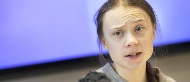 Teenage Climate Change Activist Greta Thunberg Scheduled To Join Panel Of Experts On CNN Coronavirus Town Hall