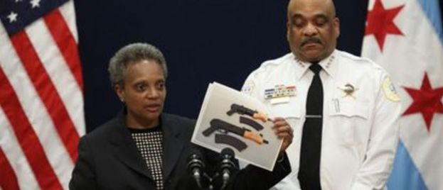 Chicago Mayor Blames Guns, Fear of Police For Rise In Violent Shootings