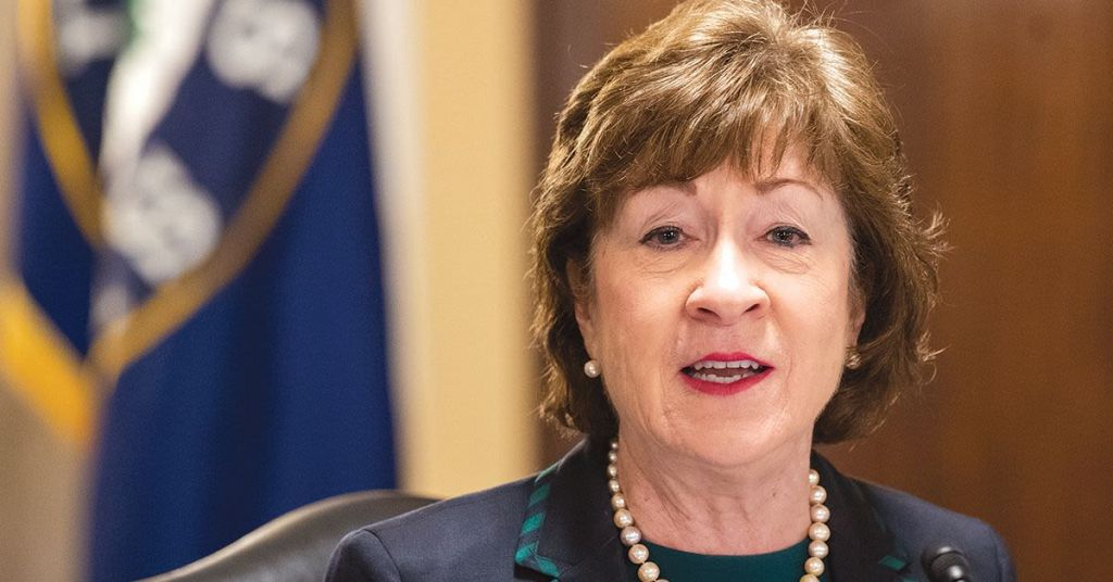 Susan Collins Isn't The RINO Americans Think She Is