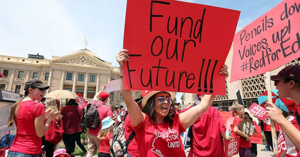 Teacher Unions Exposed For What They Really Care About (Not Education)