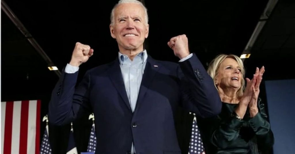 Sneaky Joe Using 'Senate Balance' As Excuse To Exclude Sanders & Warren From Obama 3.0